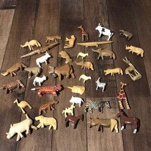 Other - Noah's Arc wooden animals